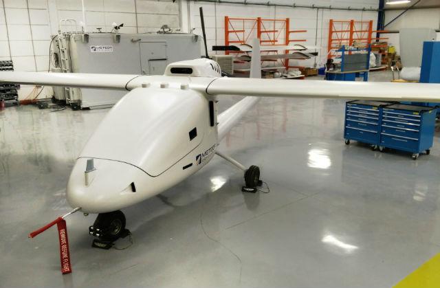 Impact UAV - Meteor Aerospace