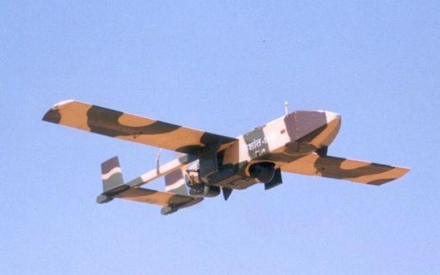 Nishant UAV - DRDO