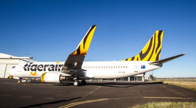 Tigerair Australia 737-800