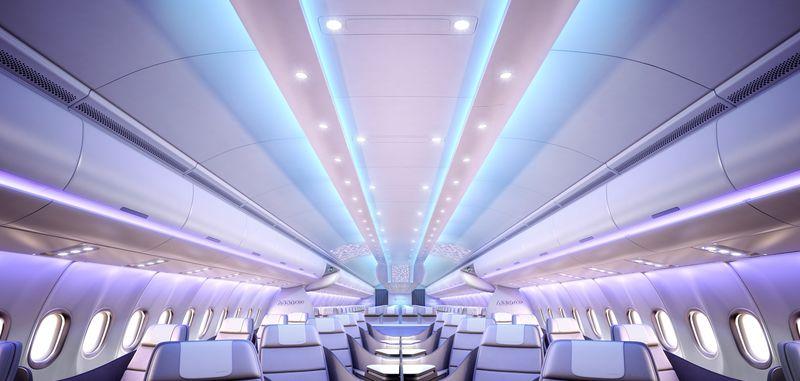 A330neo cabin 4