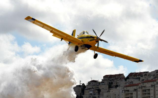 AT-802F - Israeli air force