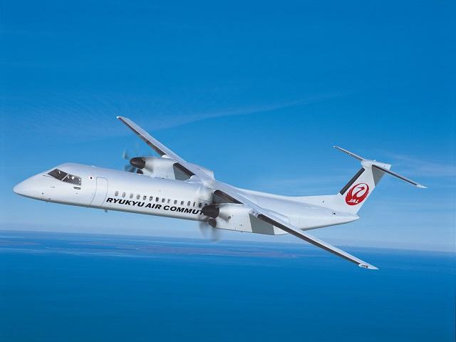 Bombardier Q400 cargo-combi (new)