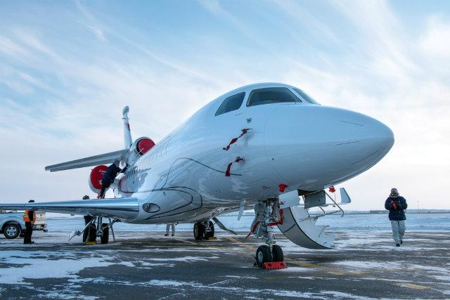 DassaultFclon 8X