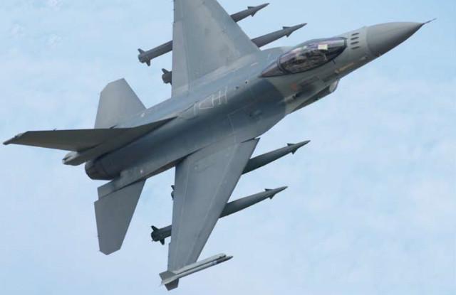 F-16 SkySniper - IAI