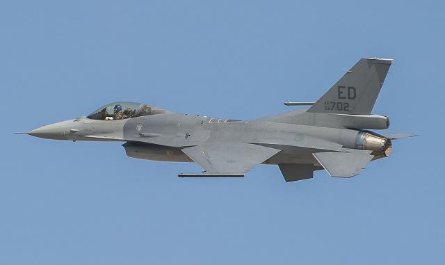 F-16V First Flight in October 2015