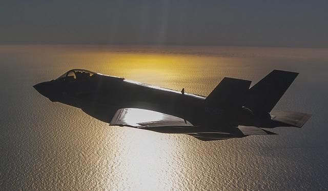 F-35. Lockheed Martin