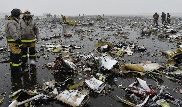 Flydubai 737 crash