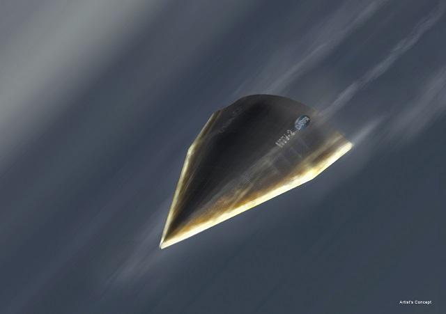 HTV-2 DARPA