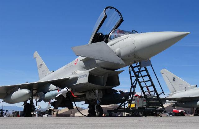 Italian Typhoon - Craig Hoyle Flightglobal
