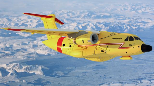 KC-390 SAR