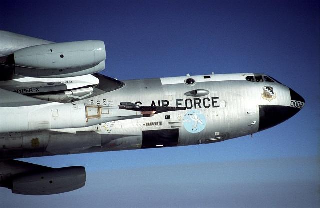 NASA X-43. NASA