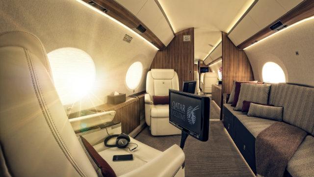 Qatar second G650ER