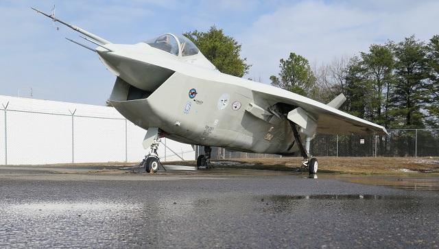 X-32 STOVL