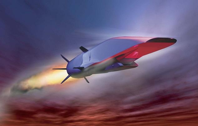 X-51A. USAF image