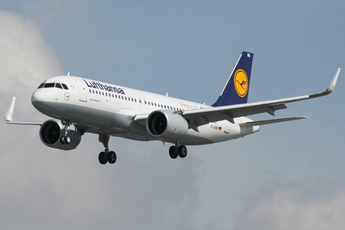 A320neo at Heathrow resized