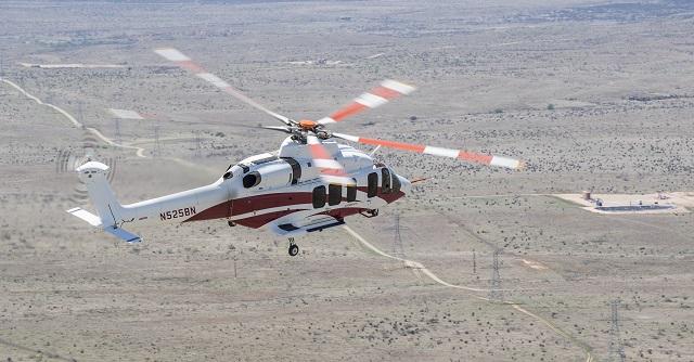 Bell Helicopter 525 Relentless FTV-3 first flight