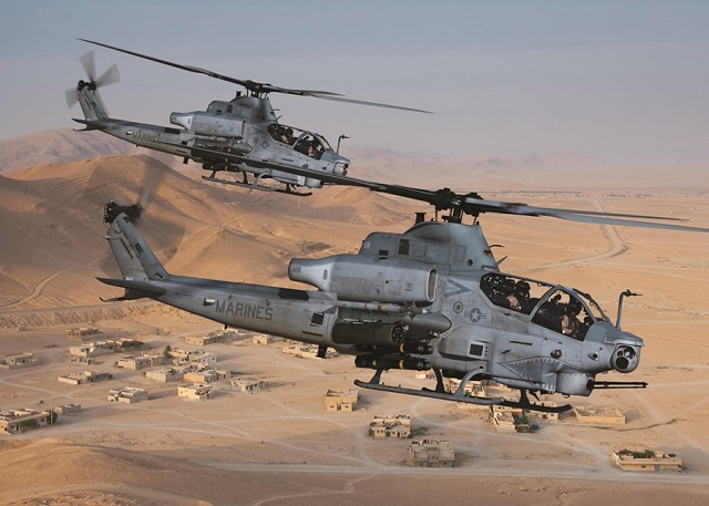 Bell Helicopter AH-1Z. Bell Image
