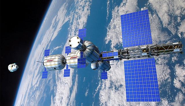 Bigelow Aerospace and ULA. Bigelow Image