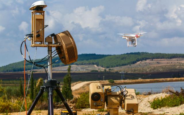 Drone Dome - Rafael
