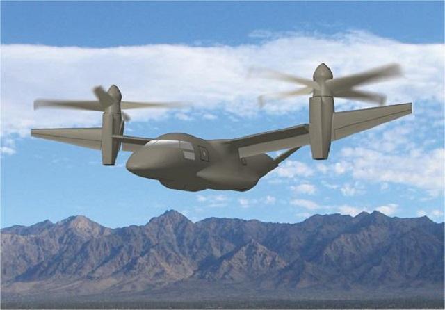 Future Vertical Lift. Karem Aircraft image. FVL, U
