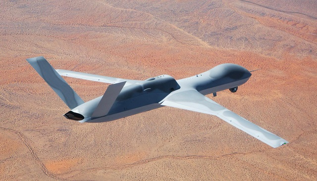 "General Atomics Aeronautical Systems ""Predator C"""