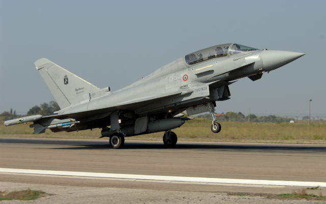 Italian Typhoon - Finmeccanica