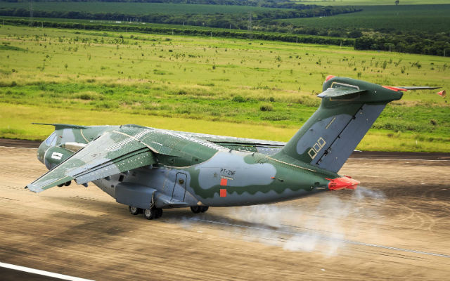 KC-390 - Brazilian air force