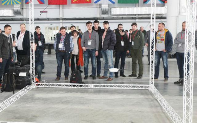Russian UAV - Russian advanced projects agency