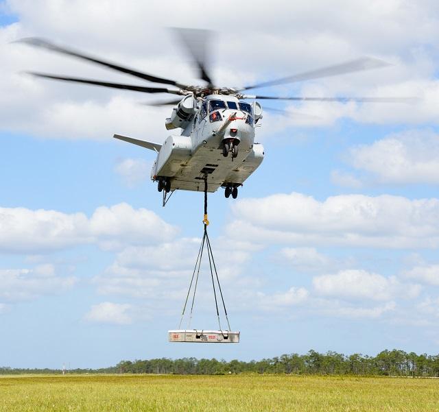 Sikorsky CH-53K King Stallion. Sikorsky Image