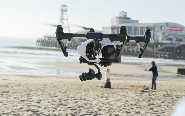 UAV - credit Arts University Bournemouth/BFS/REX/S