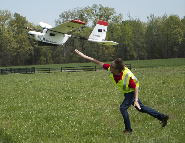 Alison Nichols/University of Maryland Small UAV NA