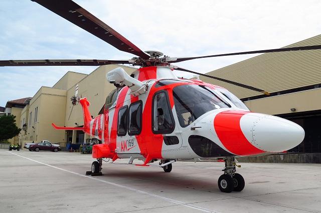 AugustaWesland/Leonardo Helicopters AW169 commerci