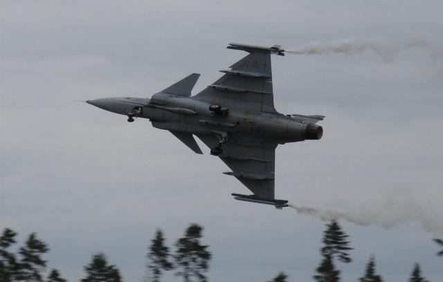Gripen C display - Craig Hoyle/Flightglobal