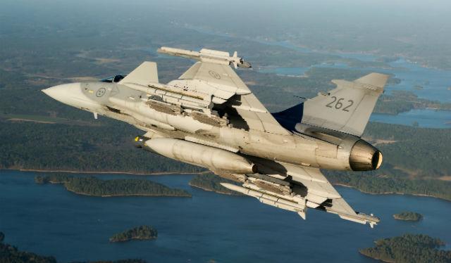Gripen C MS20 - Saab