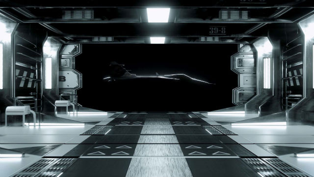 Gripen E teaser - Saab