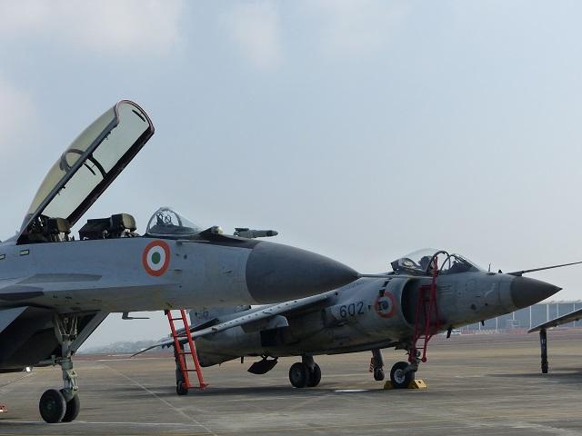 India Sea Harrier