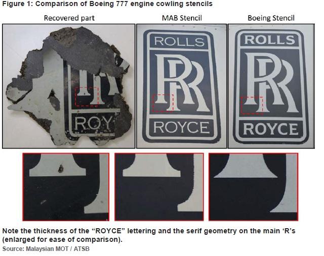 MH370 RR stencils