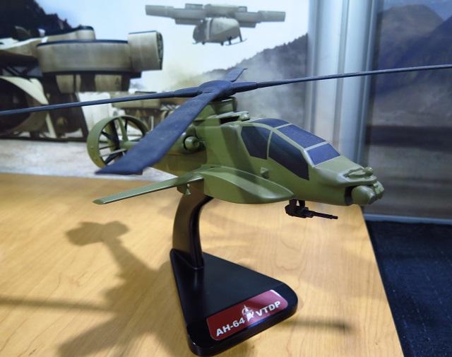 Piasecki Aircraft Speed Apache. James Drew/Flight
