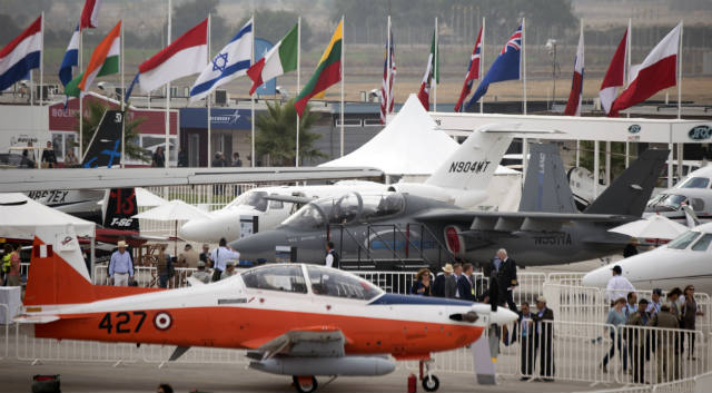 Scorpion FIDAE 2016 - Airbus Defence & Space