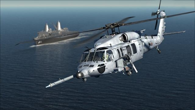 Sikorsky CRH HH-60W. Sikorsky image
