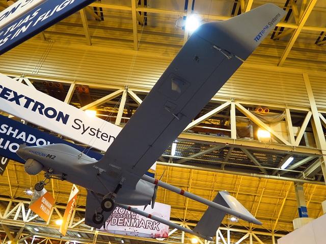 Textron Shadow Mark 2/M2 James Drew/Flight Interna