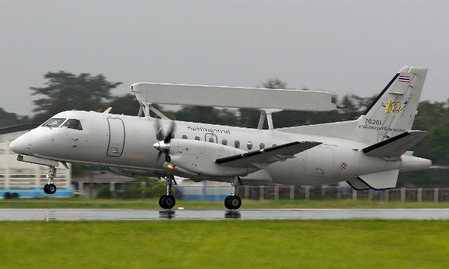 Thai Saab 340 AEW - AirTeamImages