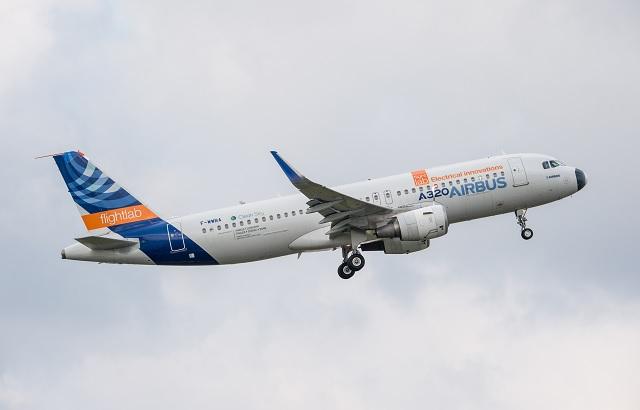A320 MSN1 Flight Lab
