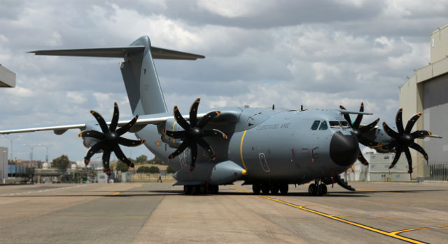 A400M Spain - Airbus Defence & Space