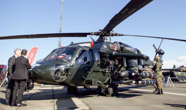 Armed S-70i - PZL Mielec