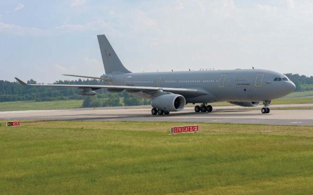 Final RAF Voyager - BillyPix