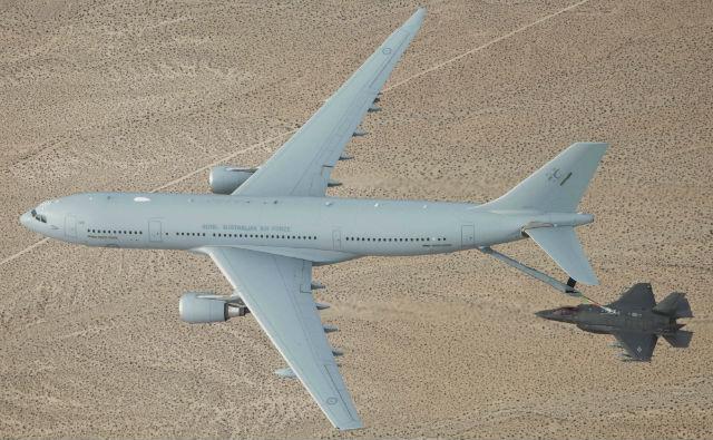 KC-30 F-35 - Lockheed Martin