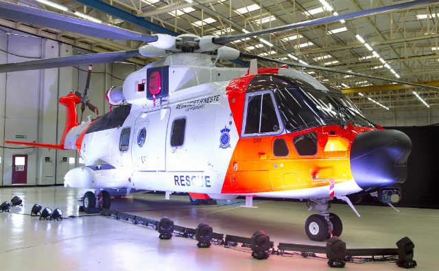 Norway AW101 - AgustaWestland