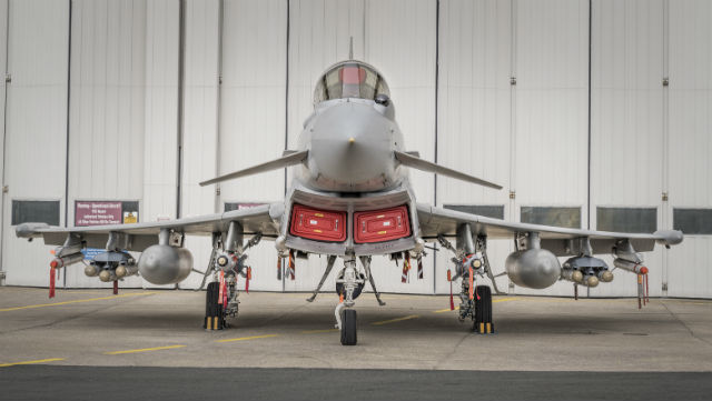 Typhoon P3E - BAE Systems