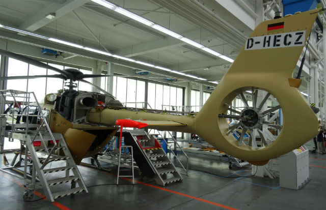 UKMFTS H135 - Craig Hoyle/Flightglobal